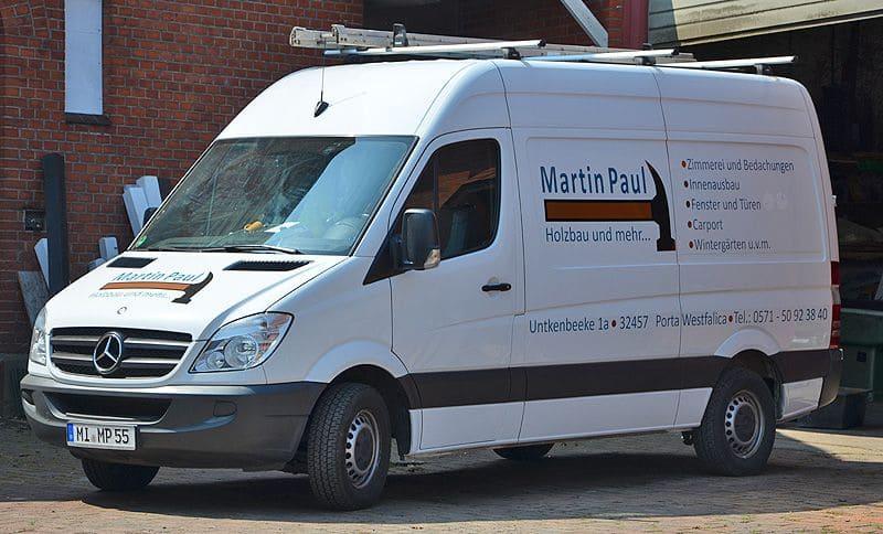 Martin Paul Holzbau und mehr - Außenansicht